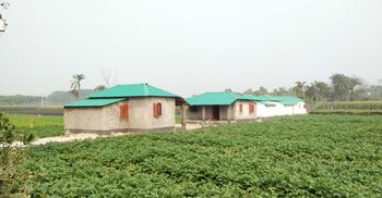 লাল-সবুজের স্বপ্নের বাড়ি পাচ্ছে চুয়াডাঙ্গার ১৩৪ গৃহহীন পরিবার