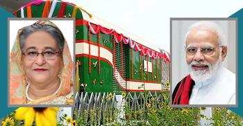 ঢাকা-জলপাইগুড়ি ট্রেন উদ্বোধন করবেন হাসিনা-মোদি