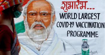 ভ্যাকসিন নিয়ে 'গুজব' ছড়ালে ব্যবস্থা নেবে ভারত