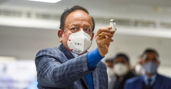 ভারতে টিকাদান শুরু ১৬ জানুয়ারি, ২৮ জানুয়ারি 'করোনা নিয়ন্ত্রণে'