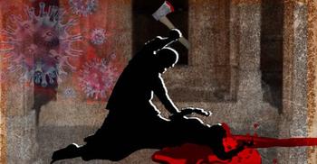 করোনা বিনাশে মন্দিরে 'নরবলি' দিলেন পুরোহিত