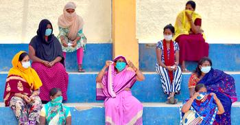 ভারতে সংক্রমণ ৬০ লাখ ছুঁই ছুঁই