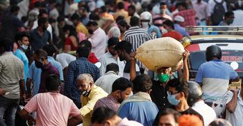 ভারতে সংক্রমণ ৮০ লাখ ছাড়াল