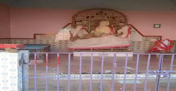 ভারতে এক রাতে পাঁচ মন্দিরে চুরি