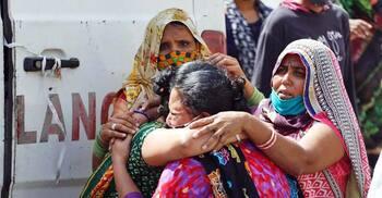 ভারতে করোনায় একদিনে আরও ৪ হাজার মৃত্যু