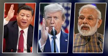 চীন-ভারত উত্তেজনায় মধ্যস্থতার প্রস্তাব ট্রাম্পের