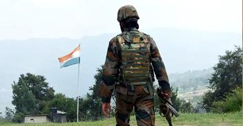 কাশ্মীরে পাকিস্তানের গোলাবর্ষণে ভারতীয় সেনার মৃত্যু