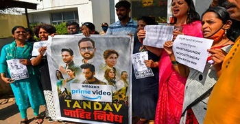 Amazon drama agrees to changes after Hindu nationalist pressure