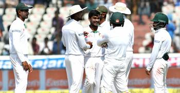 যে চ্যানেলে দেখা যাবে বাংলাদেশ-ভারত টেস্ট ম্যাচ