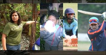 ভারতীয় উইকেটরক্ষকের অন্যরকম 'ক্যাচ', ভাসছেন প্রশংসায়