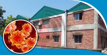 করোনা চিকিৎসায় চট্টগ্রামে হচ্ছে 'ফিল্ড' হাসপাতাল