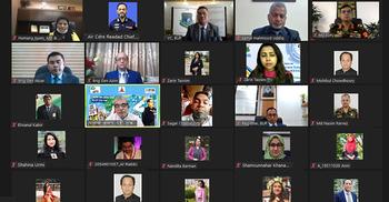 বিইউপিতে আন্তর্জাতিক সম্মেলন সমাপ্ত