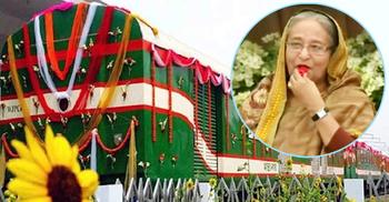 বাঁশিতে ফুঁ দিলেন প্রধানমন্ত্রী, স্বপ্ন পূরণ হলো পাবনাবাসীর