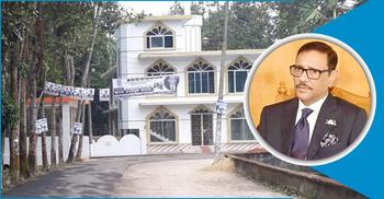 ওবায়দুল কাদেরের বাড়ির পাশে ফাঁকা গুলি বর্ষণ, এলাকায় আতঙ্ক