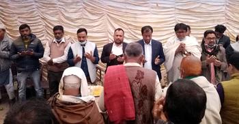 খালেদাকে মুক্ত করতে ধানের শীষে ভোট চাইলেন বিএনপি নেতা