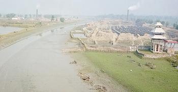 খুলনায় নদী দখল করে ইটভাটা, হাইকোর্টের স্থিতাবস্থা জারি