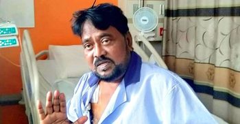 Andrew Kishore shifted to ICU