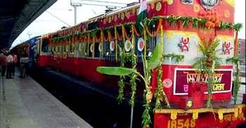 ঢাকা-কলকাতা মৈত্রী এক্সপ্রেস ট্রেনের সময়সূচি ও ভাড়া