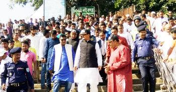 'গুজবের রাজনীতি করছে বিএনপি'