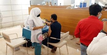 টিকার দ্বিতীয় ডোজ প্রদানে যুক্ত আরও কিছু ভ্যাকসিনেশন সেন্টার