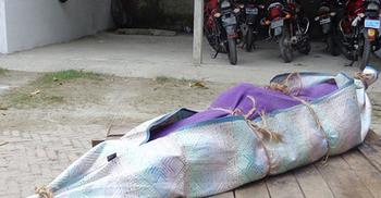 শ্বশুরবাড়ির পাশের জঙ্গলে শিক্ষক জামাইয়ের লাশ