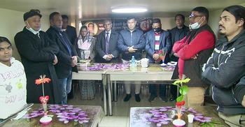 লেবাননে আওয়ামী লীগের উদ্যোগে মাতৃভাষা দিবস পালন
