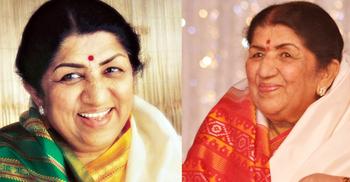 ৯২ বছরে পা রেখে লতা মঙ্গেশকর বললেন, 'আমি ভাগ্যবতী'