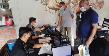মালয়েশিয়ার রিক্যালিব্রেশন প্রোগ্রাম: কোম্পানির অফিসেই ফিঙ্গার