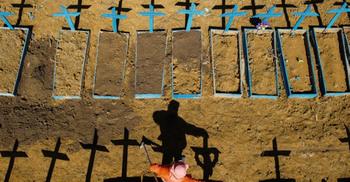 নতুন মৃত্যুপুরী মেক্সিকো, একদিনে ১০৯২ প্রাণহানি