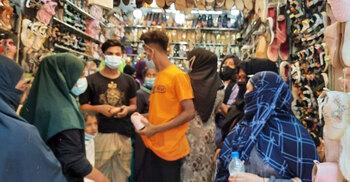 চট্টগ্রামের ঈদ বাজারে স্বাস্থ্যবিধি না মানায় ৬১ মামলা