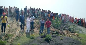 চাঁপাইনবাবগঞ্জে ধানক্ষেতে মিলল যুবকের মরদেহ