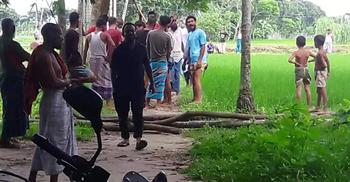 ময়মনসিংহে প্রতিপক্ষের হামলায় নারী পুলিশ সদস্য আহত