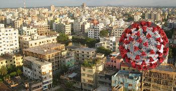 নারায়ণগঞ্জ সিটি করপোরেশন লকডাউন ঘোষণা