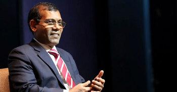 মালদ্বীপের সাবেক প্রেসিডেন্ট নাশিদ বিস্ফোরণে আহত