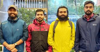 হিমালয়ের চুলু-ফারইস্ট পর্বতে যাচ্ছে ৪ বাংলাদেশি