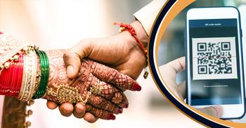 করোনায় বিয়ের উপহার নেয়ার অভিনব পদ্ধতি বের করল কনেপক্ষ