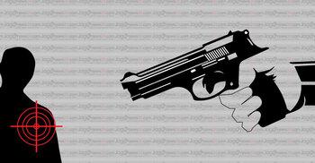 বগুড়ায় প্রকাশ্যে গুলি করে মাদরাসা অধ্যক্ষকে হত্যা
