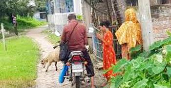 বেনাপোলে লকডাউনেও কিস্তির জন্য চাপ এনজিওদের