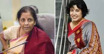 ভারতের নাগরিকত্ব পেতে পারেন তসলিমা নাসরিন