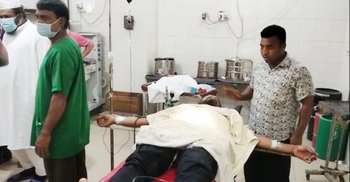 নোয়াখালী হাসপাতালে দুই আনসার সদস্যের ওপর হামলা