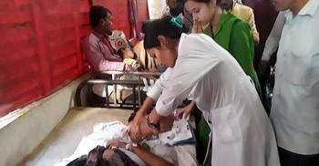 প্রেমঘটিত কারণে সহপাঠীকে কোপাল 'কিশোর গ্যাং'