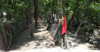 নোয়াখালীতে করোনা সন্দেহে ৪টি বাড়ি লকডাউন