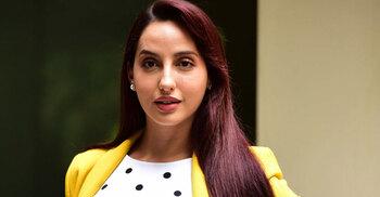Nora Fatehi summoned in ₹ 200-crore cheating case