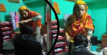কলেজ ছাত্রীর চুল কেটে নির্যাতনের ঘটনায় নারী গ্রেফতার