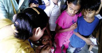 ঢাকার ১৬ ওয়ার্ডে কলেরার টিকা দেয়া শুরু বুধবার