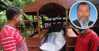 নোয়াখালীতে আ'লীগ নেতাকে কুপিয়ে হত্যা