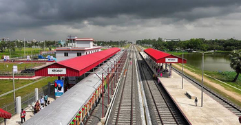 ঢালারচর-রাজশাহী ট্রেন উদ্বোধন রোববার