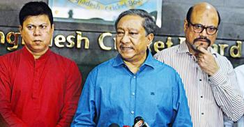 বিসিবি সভাপতি পাপনও যাচ্ছেন পাকিস্তানে