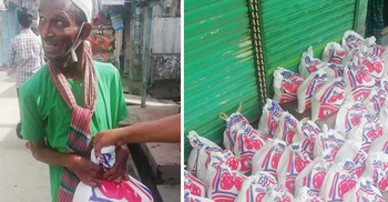 করোনা দুর্যোগে অসহায়দের জন্য কাজ করছে 'গ্রীন পটুয়াখালী'