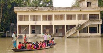 ক্ষতিগ্রস্ত প্রাথমিক বিদ্যালয়ের তথ্য চেয়েছে সরকার